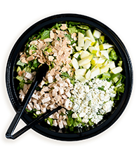 Apple Almond Chicken Salad Image