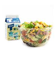 Build Your Own Salad Meal Image