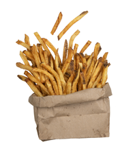 Fresh-Cut French Fries Image